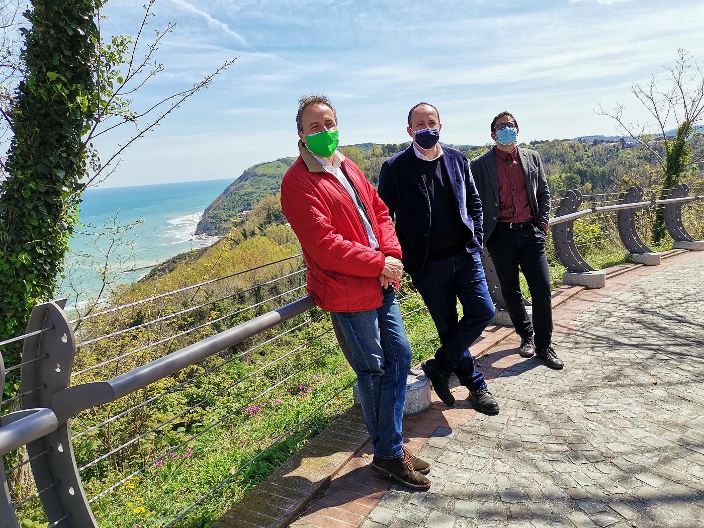 Vimini, Gasperi e Pascuzzi: «Un percorso rivolto alla costituzione del Distretto culturale e turistico per valorizzare le unicità della porta nord delle Marche»
