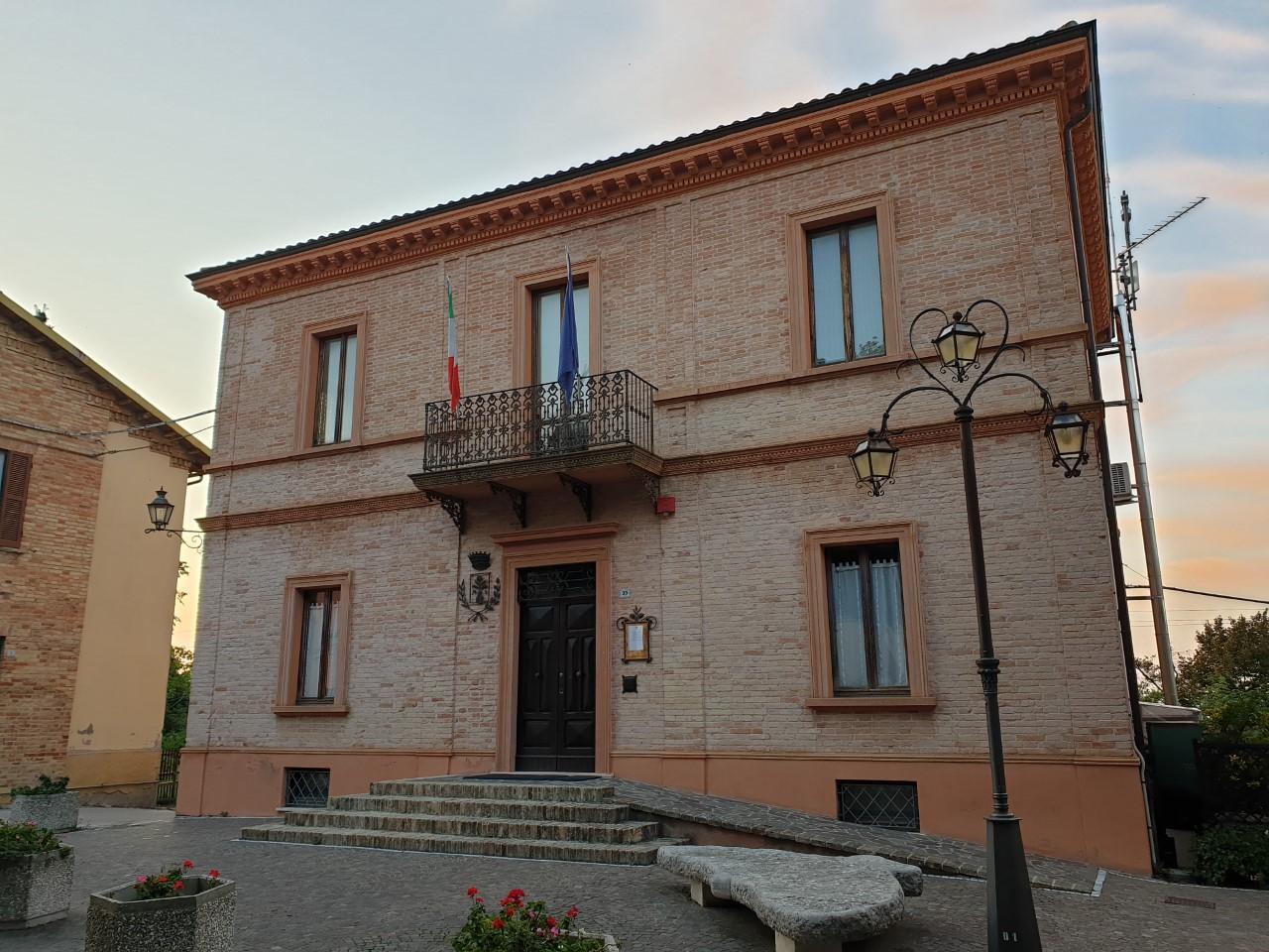 sede municipio di Monteciccardo